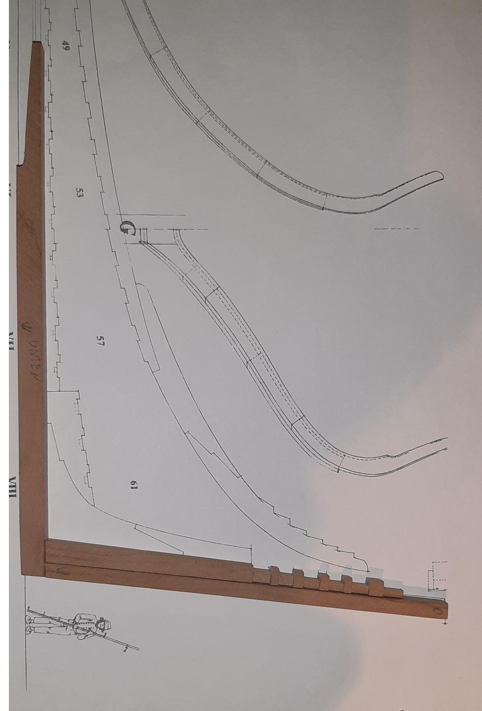 Bonhomme Richard 1779, échelle 1/60 par mtbbiker 20200126