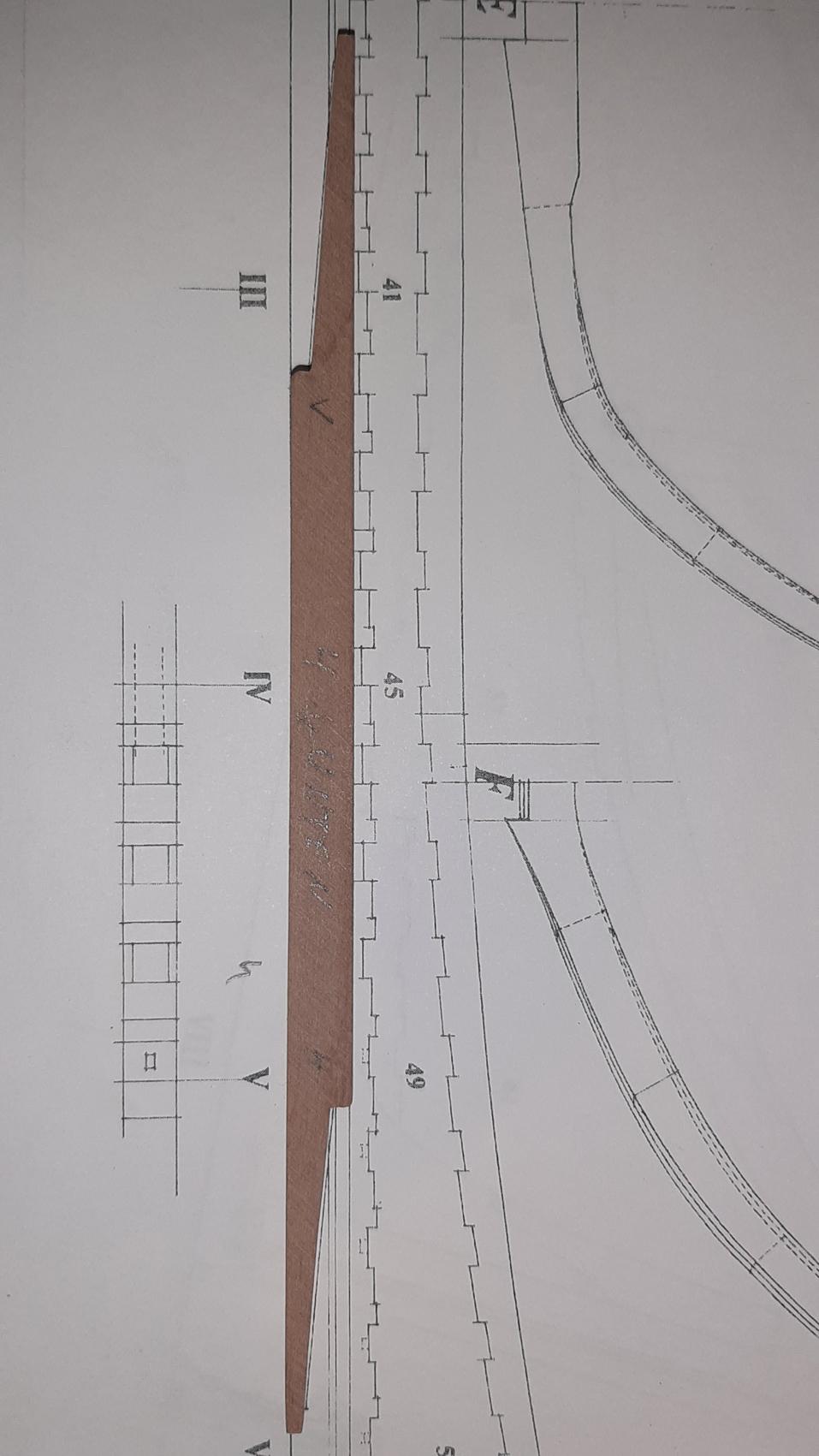 Bonhomme Richard 1779, échelle 1/60 par mtbbiker 20200127