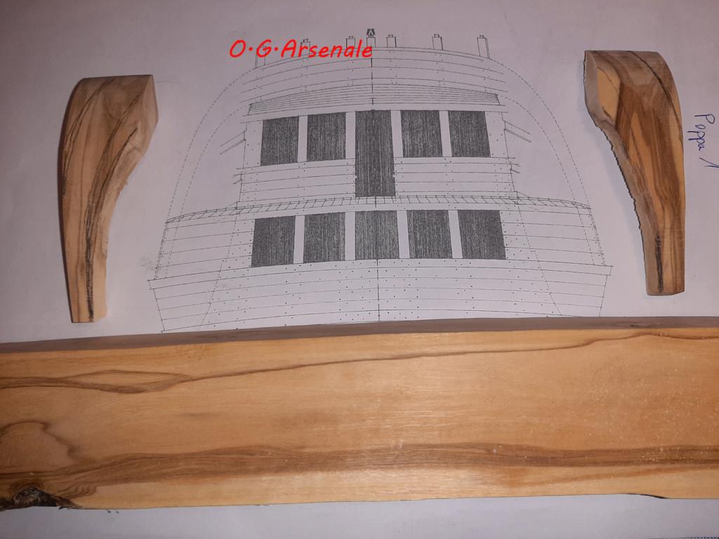 Bonhomme Richard 1779, échelle 1/60 par mtbbiker 20200710