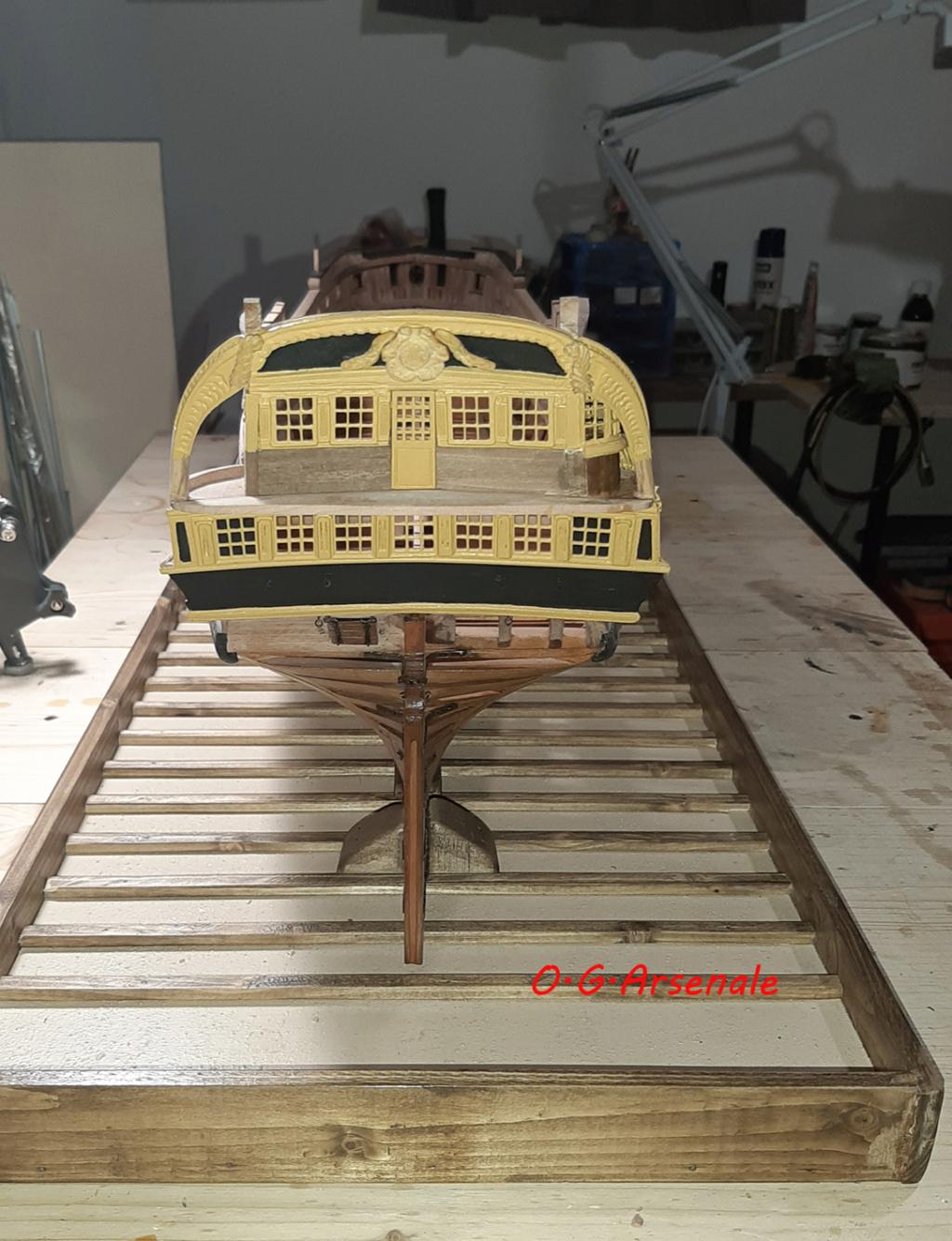 Bonhomme Richard 1779, échelle 1/60 par mtbbiker 20200813