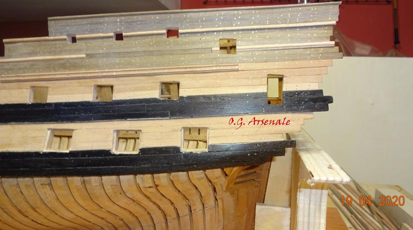 Bonhomme Richard 1779, échelle 1/60 par mtbbiker Dsc01316