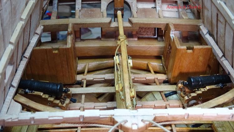 Bonhomme Richard 1779, échelle 1/60 par mtbbiker Dsc01832