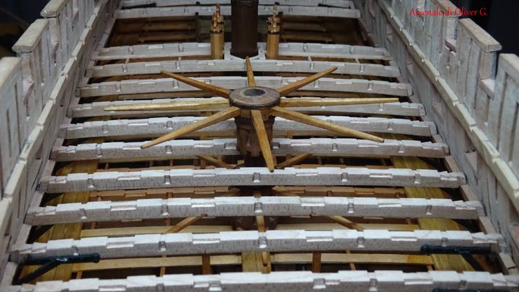 Bonhomme Richard 1779, échelle 1/60 par mtbbiker Dsc01920