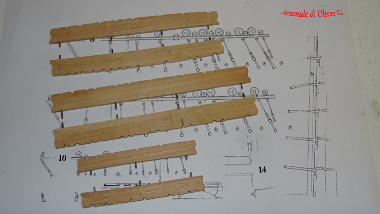Bonhomme Richard 1779, échelle 1/60 par mtbbiker - Page 2 Dsc02017