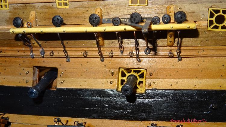Bonhomme Richard 1779, échelle 1/60 par mtbbiker - Page 2 Dsc02033