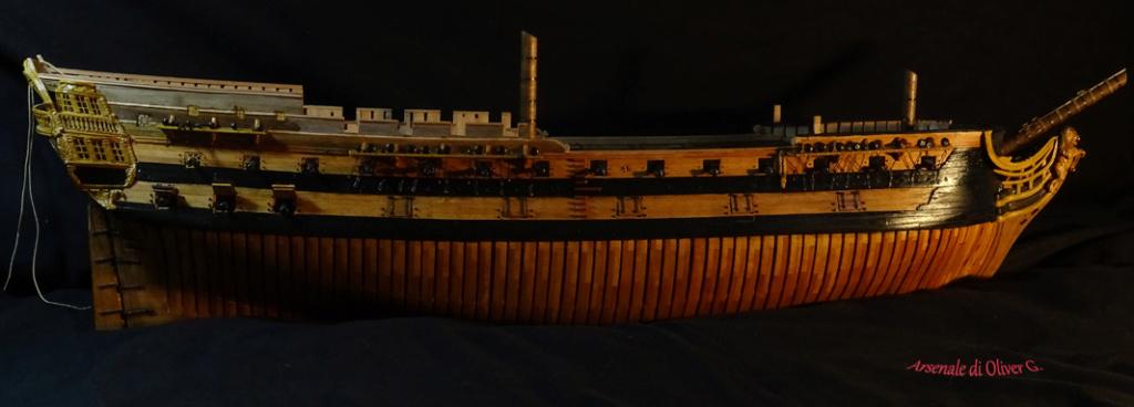 Bonhomme Richard 1779, échelle 1/60 par mtbbiker - Page 2 Dsc02035