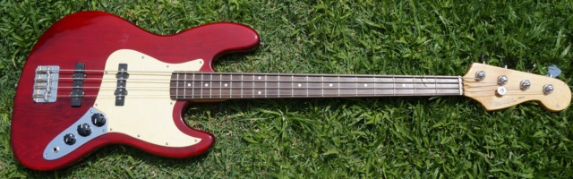 Giannini GIB 420 - Jazz Bass Deitad11