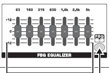 Como você ajusta o equalizador? Eq10
