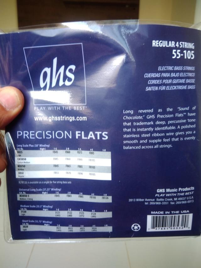 GHS Precision Flats P_201811