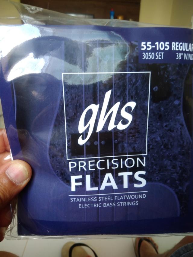 GHS Precision Flats P_201813