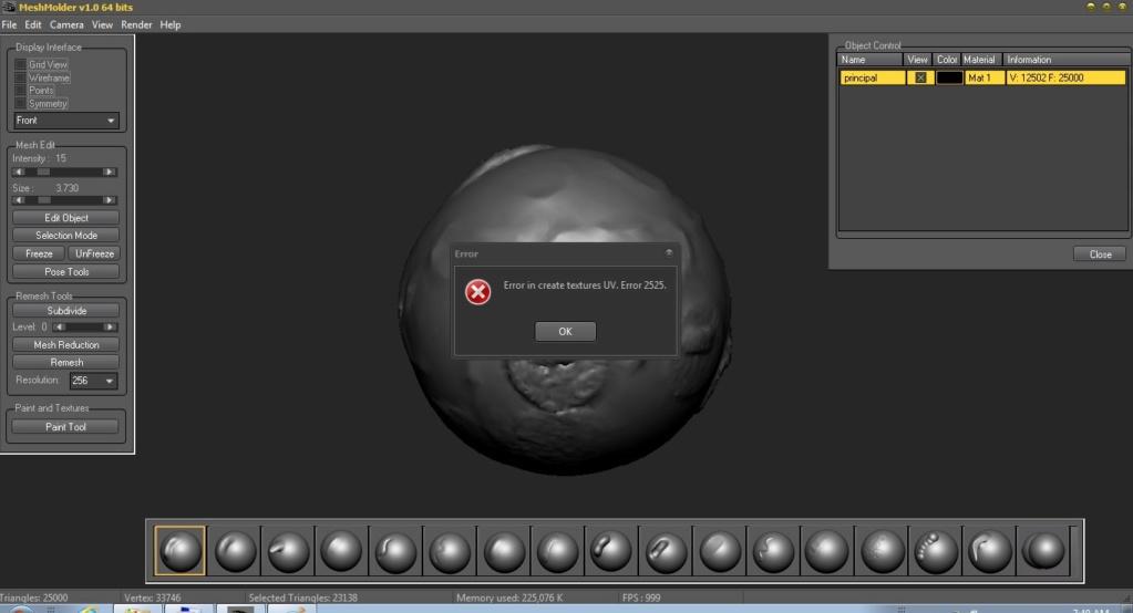 1.0 is error when texture paint in win7 x64 Untitl14