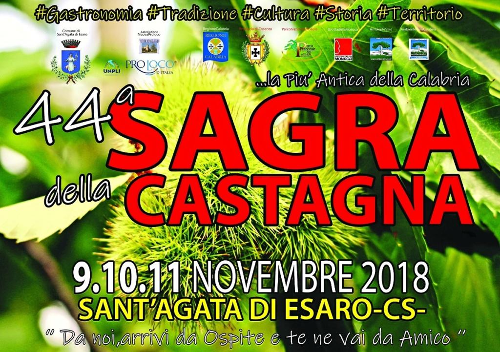 Sagra della Castagna #lapiuAnticadellaCalabria Origin10