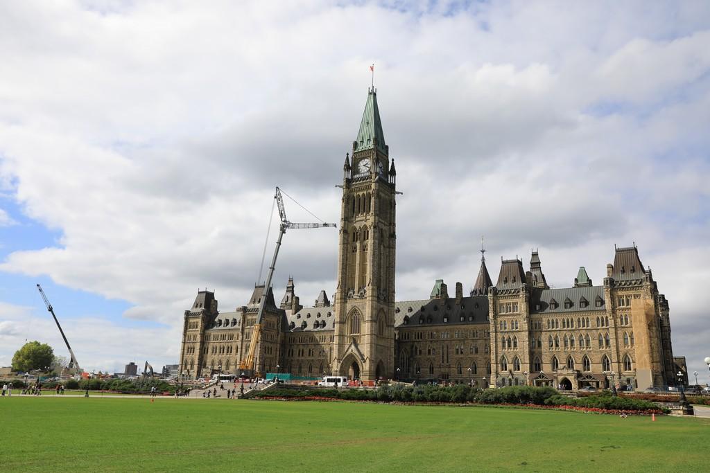 Mon voyage au pays de nos cousins Canadiens Ottawa13