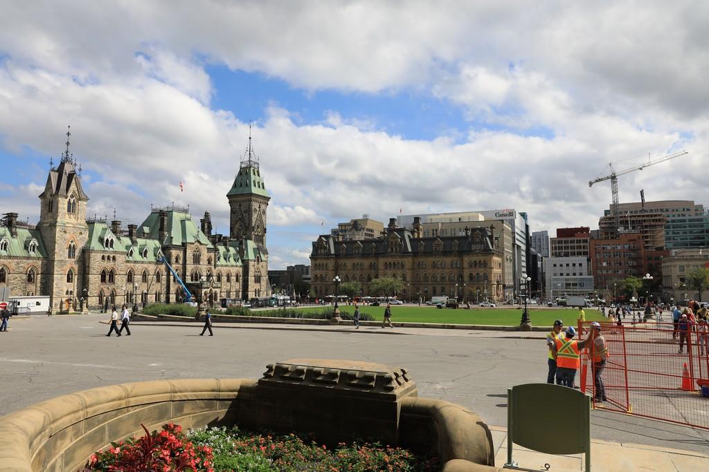 Mon voyage au pays de nos cousins Canadiens Ottawa14
