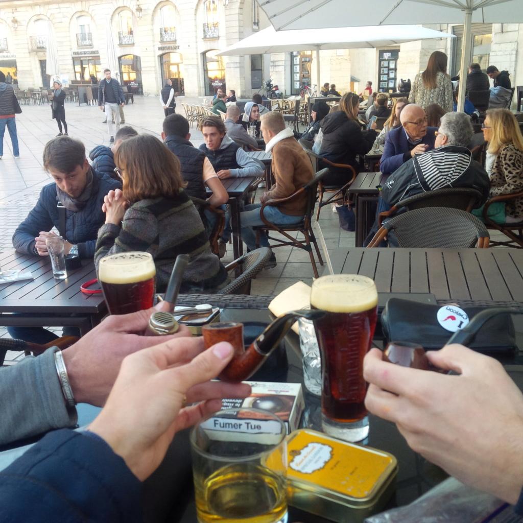 A la St Florentin, la pipe fait bon matin. 24/10 Img_2023