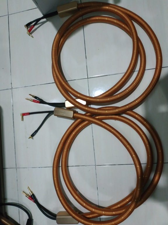 Accuphase Ultralinear Opus 2 Speaker Cable 2.5 Meter Img_2010