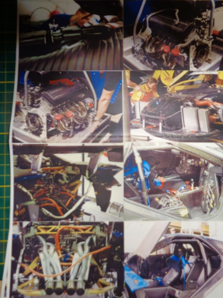 mc laren f1 gtr lm 1995 harrods  kit renaissance Dsc01110