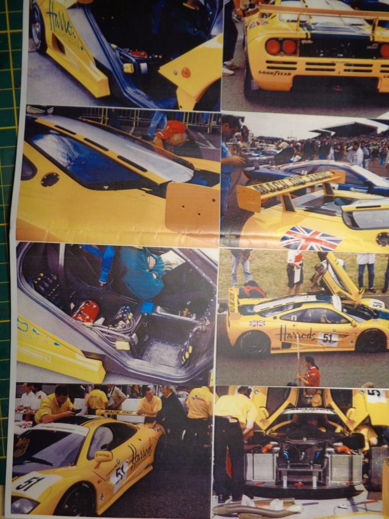 mc laren f1 gtr lm 1995 harrods  kit renaissance Dsc01111
