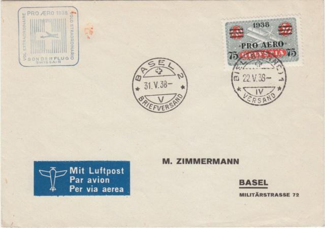 Sonderflug PRO AERO 1938 Img32