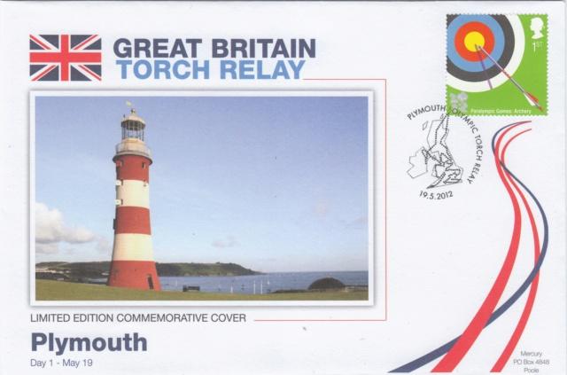 Fackellauf zur Olympiade 2012 = Great Britain Torch Relay Img86
