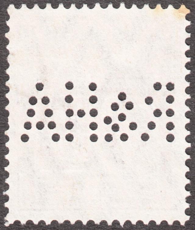 """Deutsches Reich Perfin """"R&HA"""" Img_0166"""