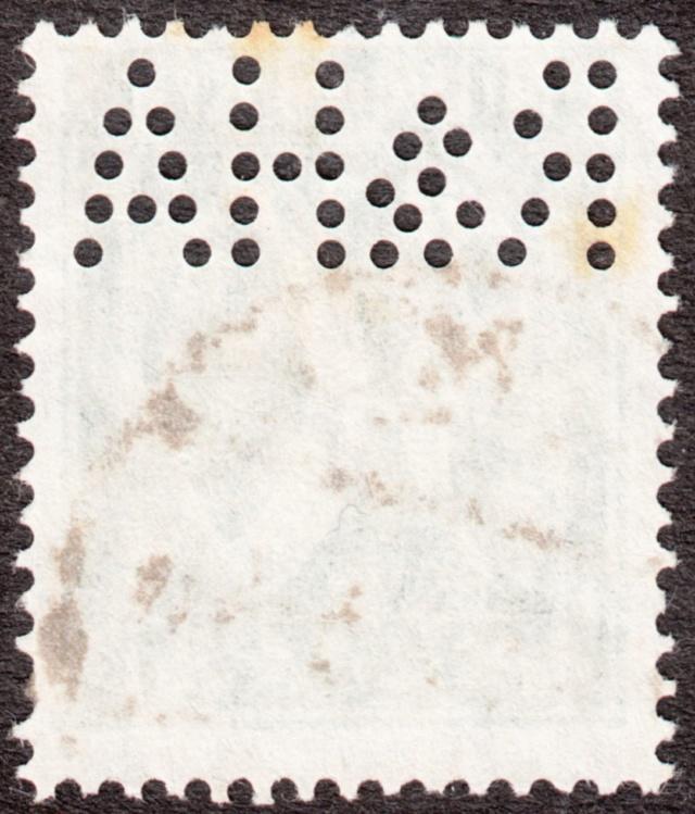 """Deutsches Reich Perfin """"R&HA"""" Img_0176"""