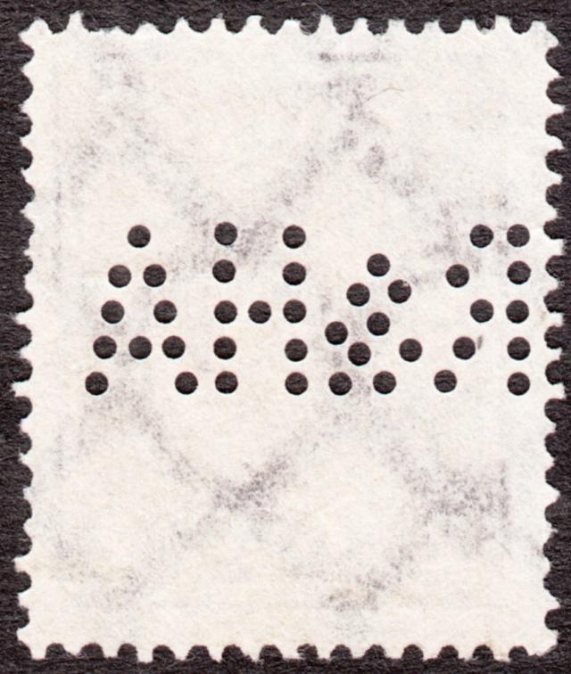 """Deutsches Reich Perfin """"R&HA"""" Img_0177"""