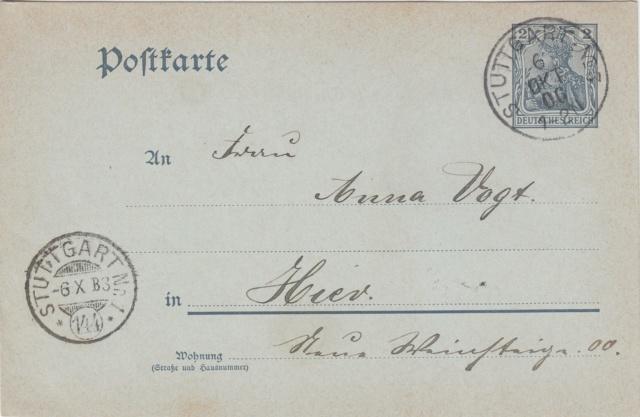 Württemberg - STUTTGART - Briefträgernummernankunftsbestellgangsstempel - Seite 2 Img_0271