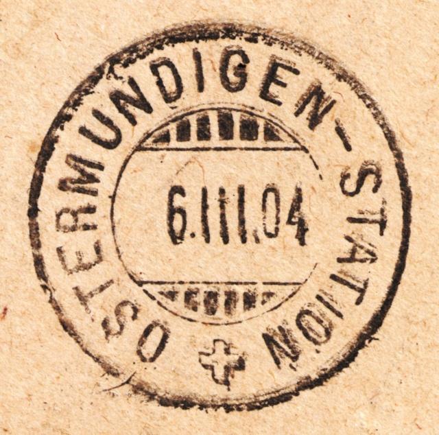 Amtliche Nachnahme - Schweiz. Telegraphen-Verwaltung Img_0278