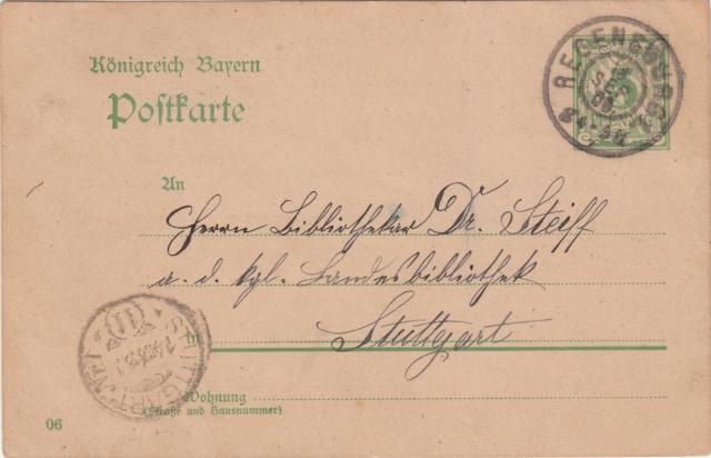 Württemberg - STUTTGART - Briefträgernummernankunftsbestellgangsstempel - Seite 2 Img_0281