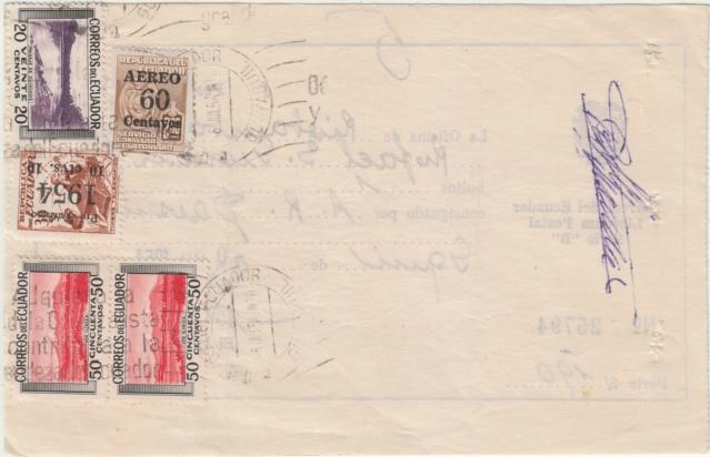 "Libranza Postal Serie ""B"" Img_0289"