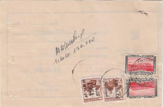"Libranza Postal Serie ""B"" Img_0295"