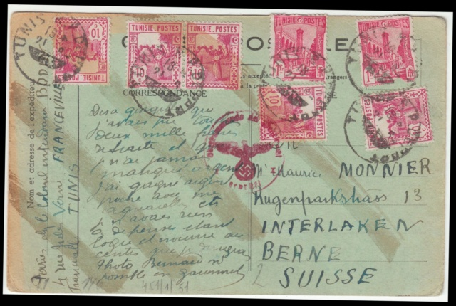 Chemische Zensur auf Belegen in die Schweiz  Img_ko10