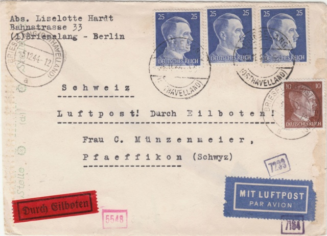 Chemische Zensur auf Belegen in die Schweiz  Img_ko13