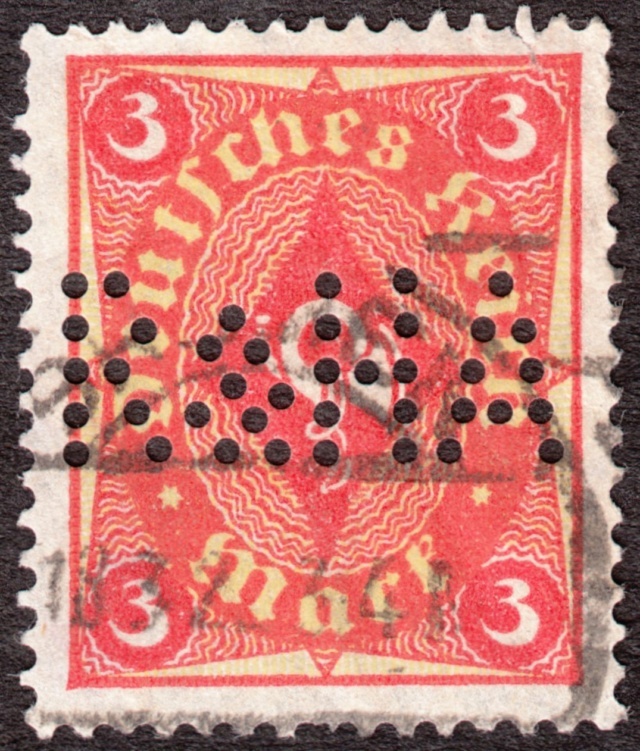 """Deutsches Reich Perfin """"R&HA"""" Img_ko39"""