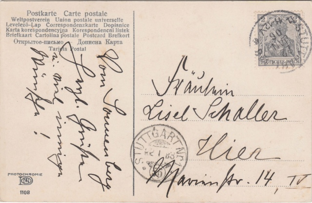 Württemberg - STUTTGART - Briefträgernummernankunftsbestellgangsstempel - Seite 2 Img_ko80