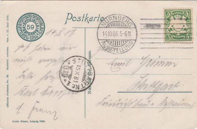 Württemberg - STUTTGART - Briefträgernummernankunftsbestellgangsstempel - Seite 2 Img_ko81