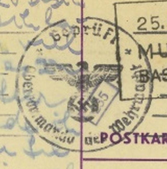 Ganzsachenpostkarten - Ausgaben 1935 bis 1964 Zu_p_110