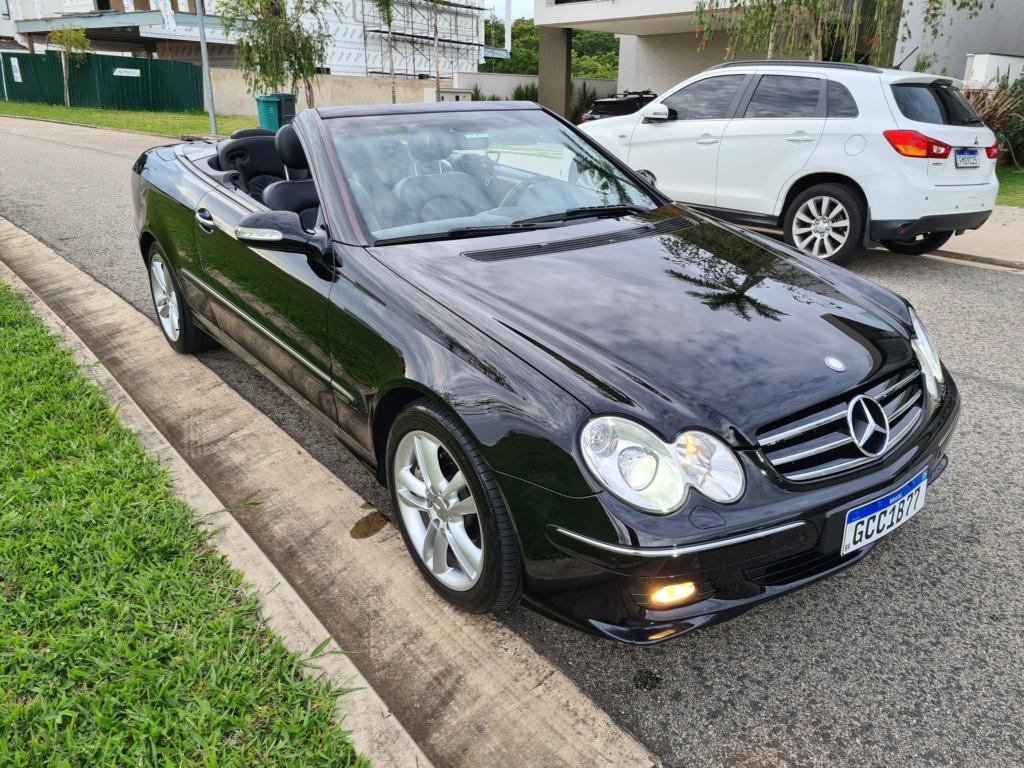 (VENDO) A209 CLK500 Cabriolet 2005/2006 - R$ 150.000,00 20210110
