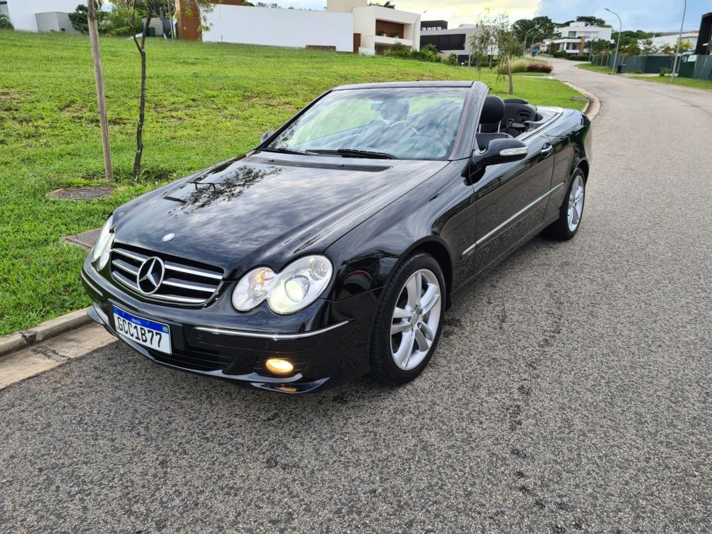 (VENDO) A209 CLK500 Cabriolet 2005/2006 - R$ 150.000,00 20210112