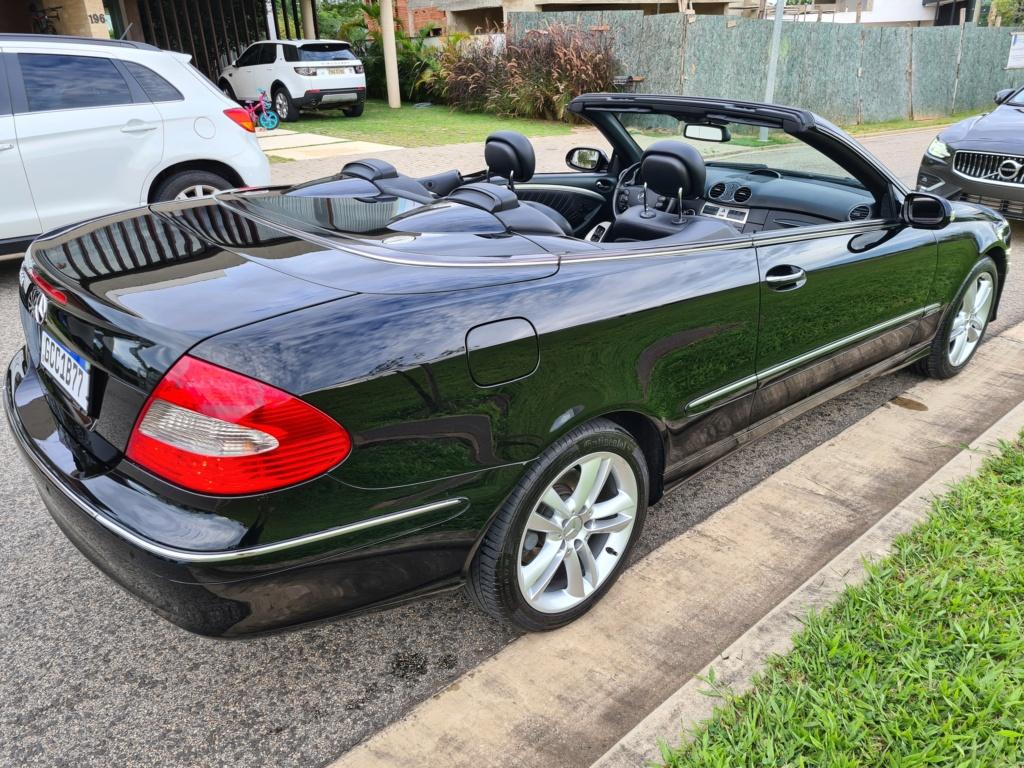 (VENDO) A209 CLK500 Cabriolet 2005/2006 - R$ 150.000,00 20210113