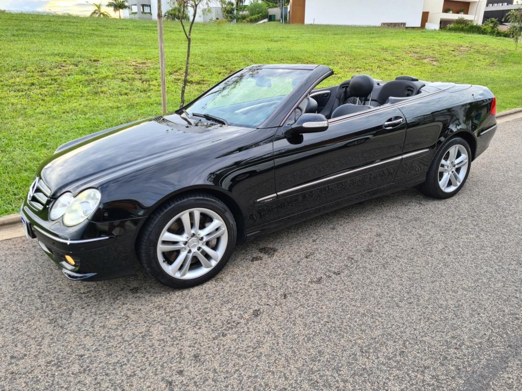 (VENDO) A209 CLK500 Cabriolet 2005/2006 - R$ 150.000,00 20210116