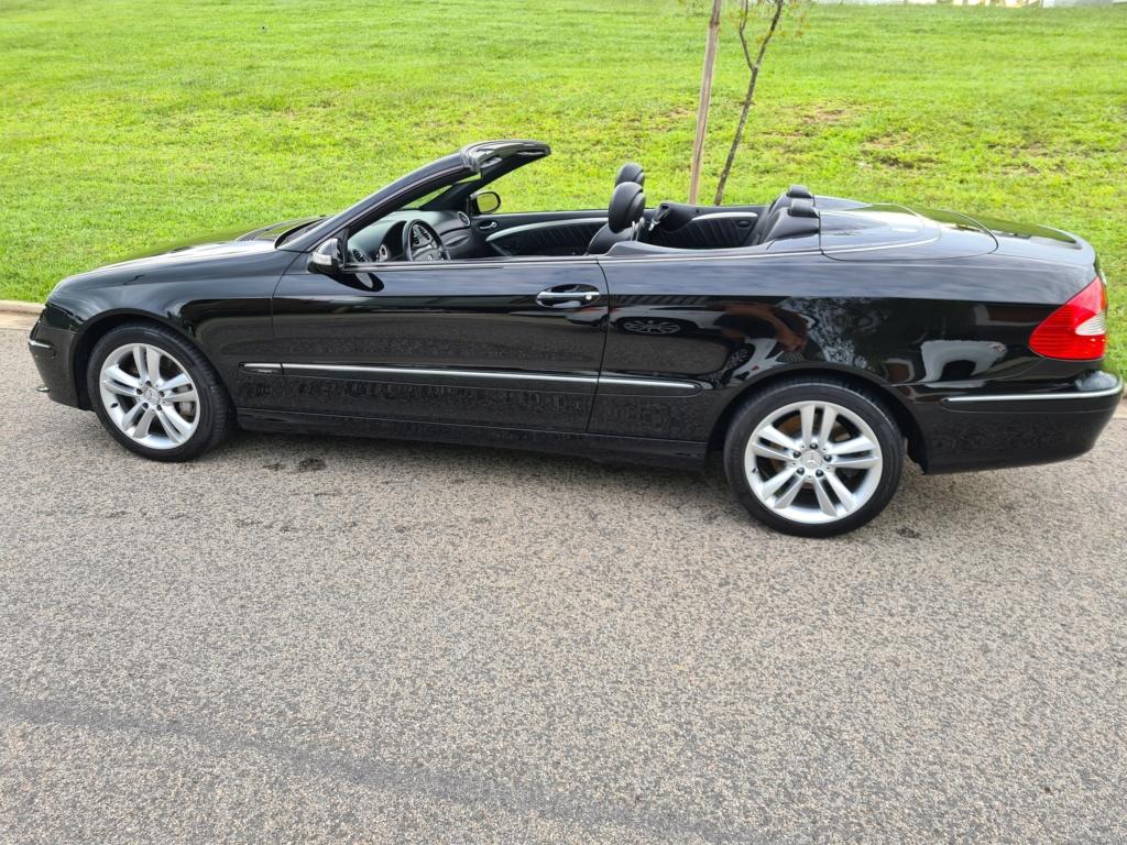 (VENDO) A209 CLK500 Cabriolet 2005/2006 - R$ 150.000,00 20210117