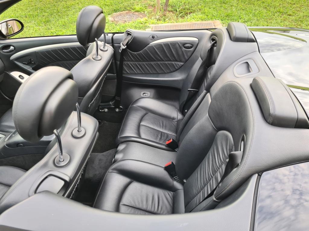 (VENDO) A209 CLK500 Cabriolet 2005/2006 - R$ 150.000,00 20210119