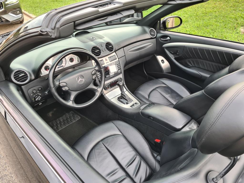 (VENDO) A209 CLK500 Cabriolet 2005/2006 - R$ 150.000,00 20210120