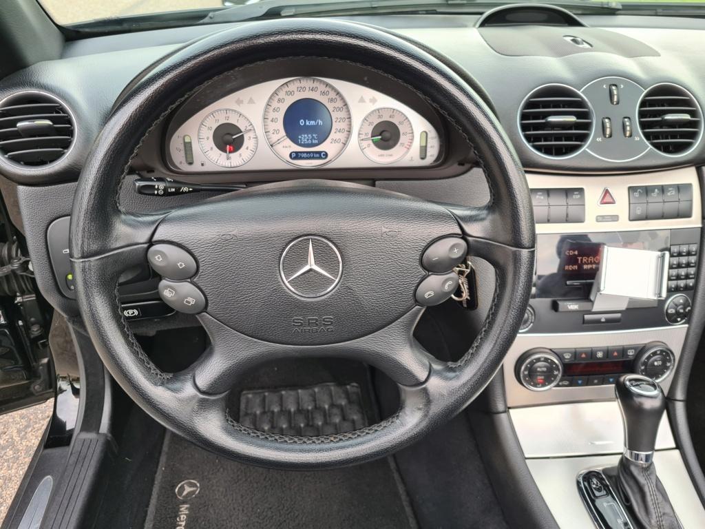 (VENDO) A209 CLK500 Cabriolet 2005/2006 - R$ 150.000,00 20210122