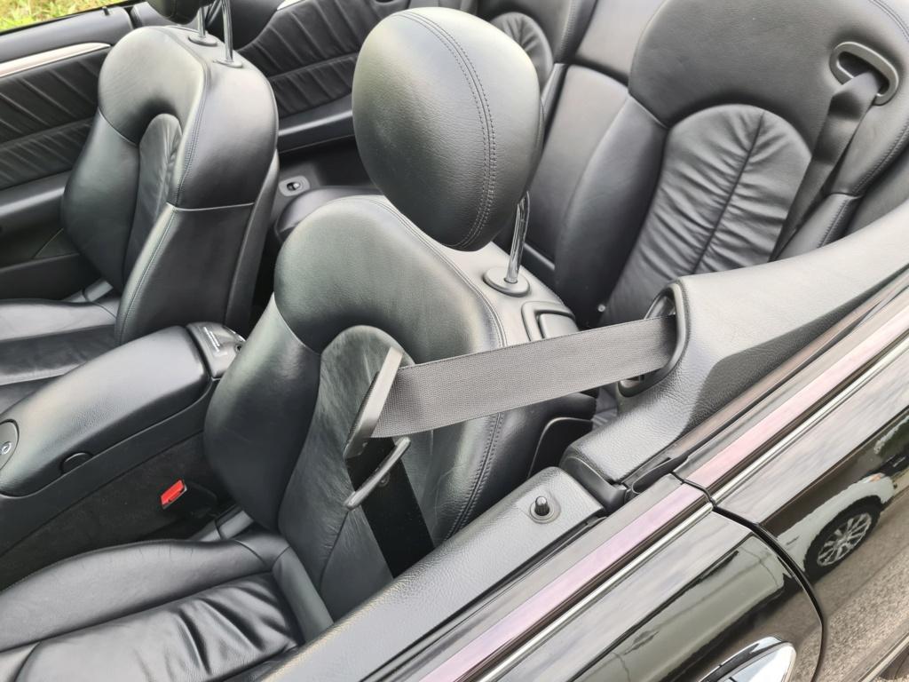 (VENDO) A209 CLK500 Cabriolet 2005/2006 - R$ 150.000,00 20210125