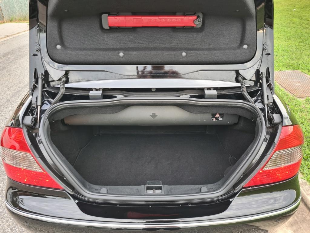 (VENDO) A209 CLK500 Cabriolet 2005/2006 - R$ 150.000,00 20210126