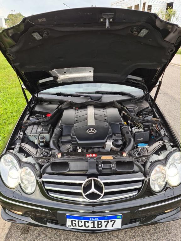 (VENDO) A209 CLK500 Cabriolet 2005/2006 - R$ 150.000,00 20210129
