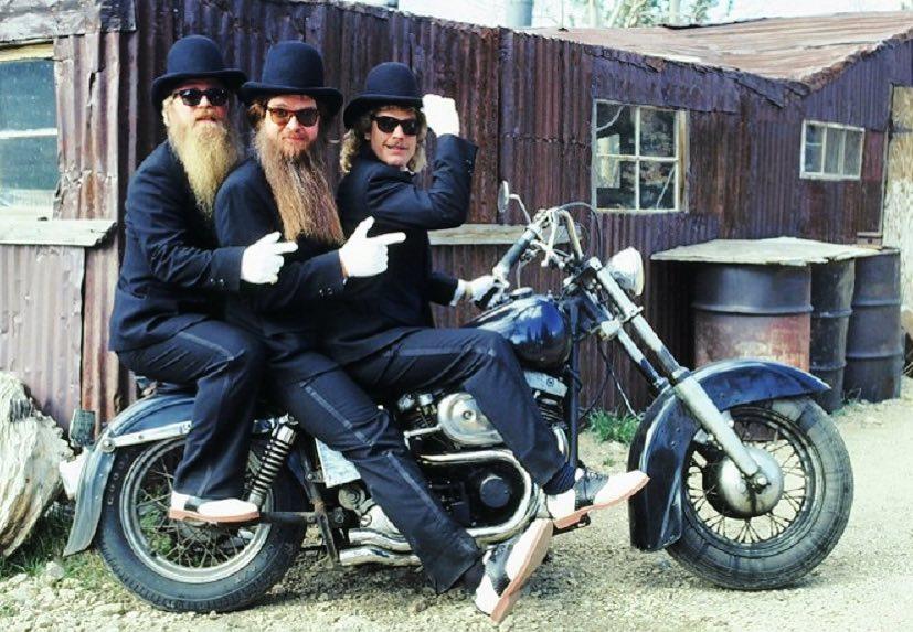 Ils ont posé avec une Harley, uniquement les People 53866410
